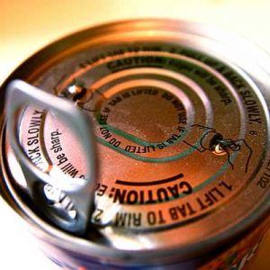 BPA negli alimenti in scatola