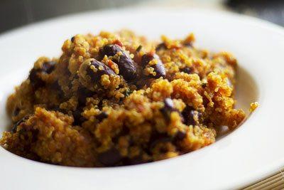 quinoa-fagioli