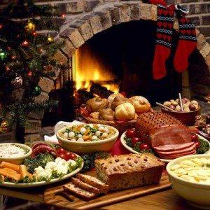Natale: gli effetti dei pasti delle feste annullati dall'esercizio fisico