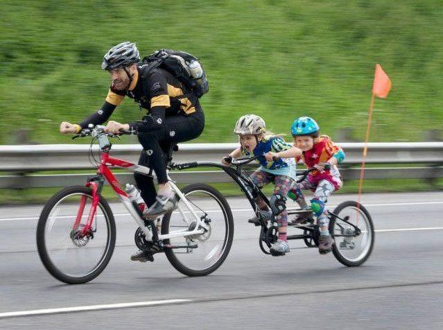 Le mille sfumature della bici