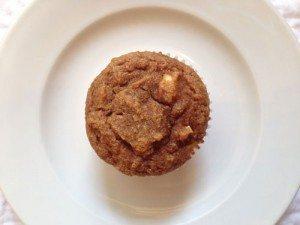 Muffin di grano saraceno