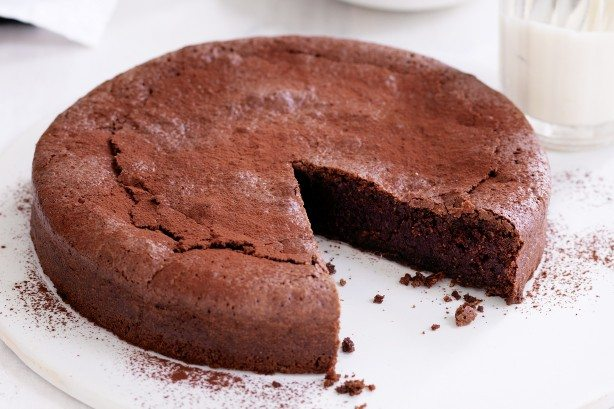 Gluten Free Chocolate Cake With Stevia