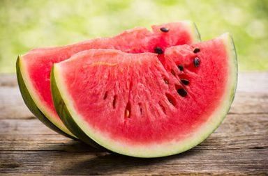 L'anguria può ostacolare la perdita di peso?