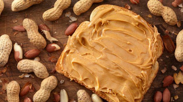 Proteine alternative alla carne: arachidi
