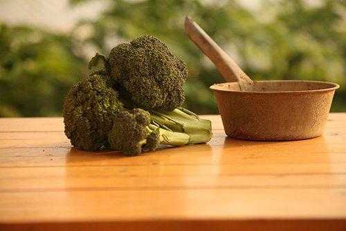 Proteine alternative alla carne: broccoli