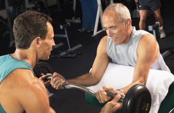 Come sviluppare i muscoli a 50 anni