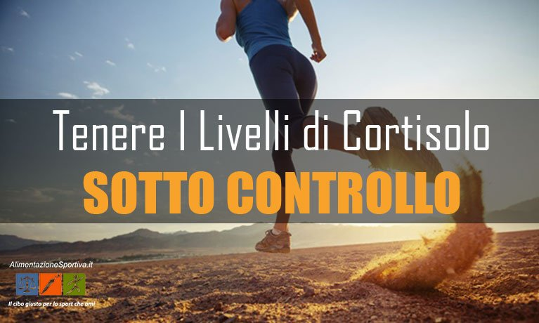 Livelli di cortisolo sotto controllo