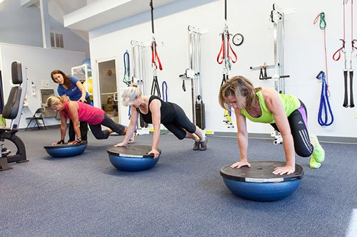 Core Training: Benefici dell'Allenamento Funzionale