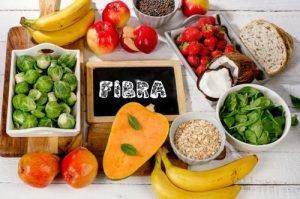 Cibi che contengono fibre alimentari