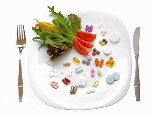 Integratori alimentari anti-sovrallenamento