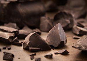 Cioccolato fondente ricco di ferro