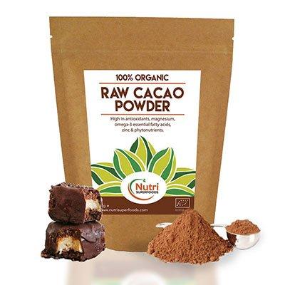 Polvere di cacao crudo Nutri Superfoods