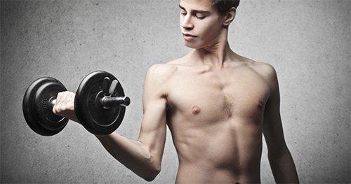 Aumentare massa muscolare con metabolismo veloce