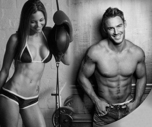 come aumentare i muscoli senza integratori