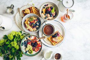 Idee Per Una Colazione da 400-Calorie