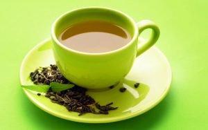 tè verde caffeina VS caffè