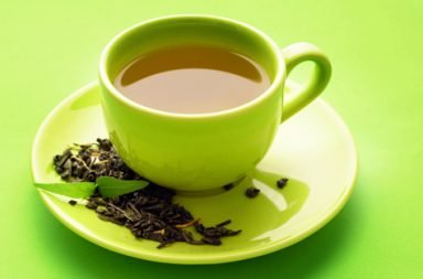 Caffeina nel tè verde VS caffè