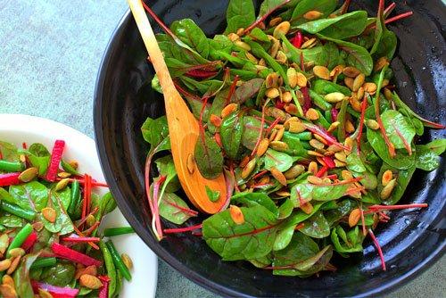 Verdura Verde: Elenco Verdure Verdi Scuro