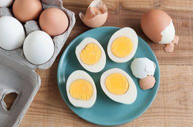 Quante calorie ha un uovo sodo?