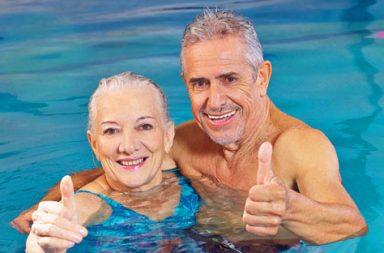 Come imparare a nuotare da adulti