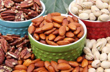 Frutta Secca A Guscio: 9 Frutti Oleosi Che Allungano La Vita
