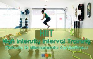 Allenamenti HIIT: Esercizi a intervalli ad alta Intensità