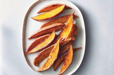 Quante calorie contiene una patata dolce al forno?