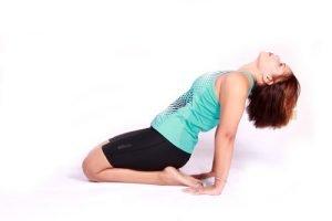 Stretching dei muscoli addominali