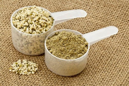 Canapa vs Proteine del Siero del Latte
