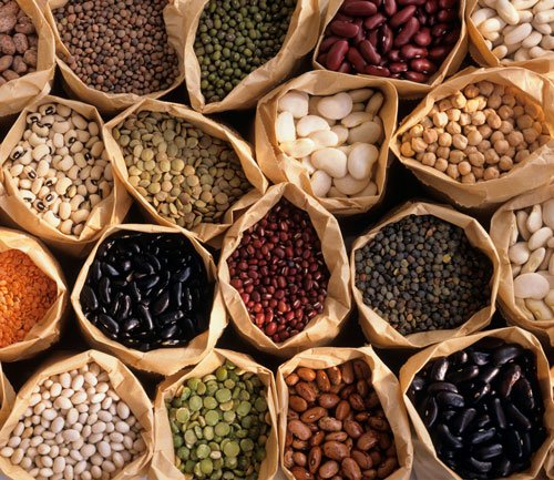 I migliori fagioli per le proteine