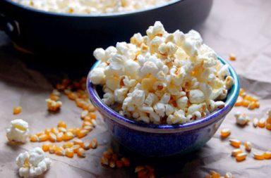 Popcorn e Dieta A Basso Contenuto di Carboidrati (Low-Carb)