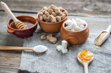 Calorie Miele o Zucchero