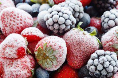 frutta surgelata fa bene