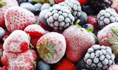 Frutta Surgelata: Fa Bene Mangiarla?
