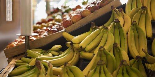 mangiare banane fa ingrassare?