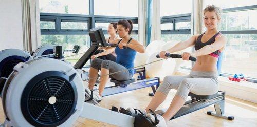 Vogatore Benefici del Rowing Per La Tua Salute