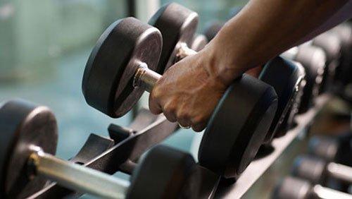 Esercizi Con I Pesi, allenamento e esercizi Per La Forza