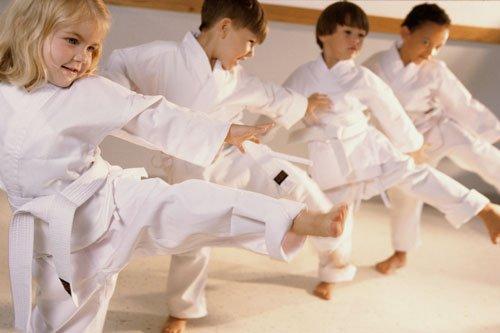 Arti Marziali Per Bambini: Quali Sono I Benefici?