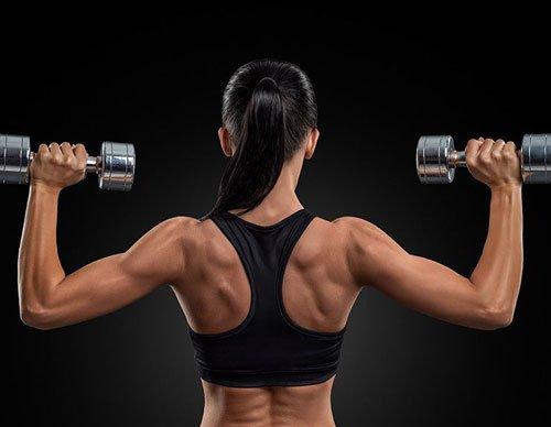 Esercizi con i pesi