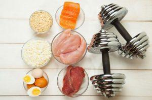 Dieta per aumentare massa muscolare