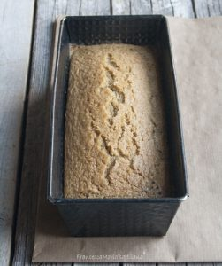 Plumcake al caffè ricetta