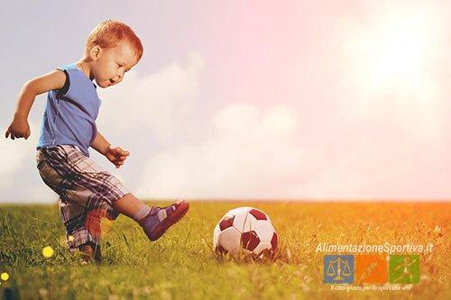 Fitness: un'infanzia attiva è la chiave per un peso sano da adulti?