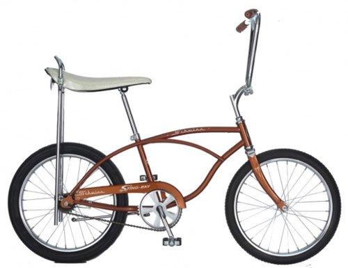 Prima BMX: Bicicletta Schwinn Sting-Ray