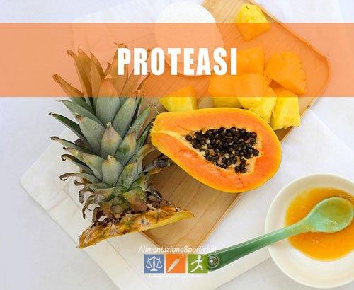enzima proteasi