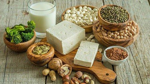 Dieta vegetariana per dimagrire: proteine adatta