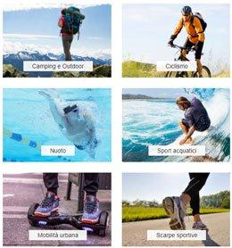 Offerte Sport e Tempo Libero